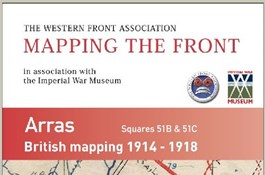 Mapping the Front DVD Arras squares 51B & 51C