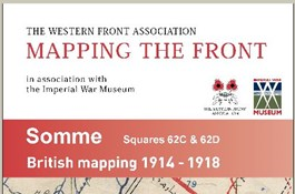 Mapping the Front DVD Somme squares 62C & 62D