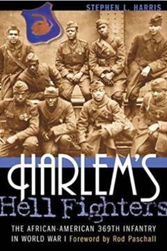 Harlem's Hell Fighters: The African-American 369th Infantry in World War I,  by Stephen L. Harris
