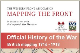 Mapping the Front DVD The Official History Maps