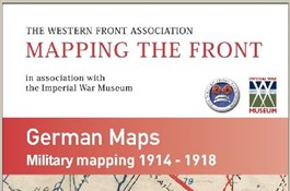 Mapping the Front DVD German Maps