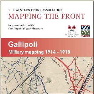 Mapping the Front DVD Gallipoli