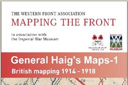 Mapping the Front DVD General Haig's Maps