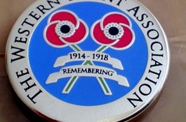 WFA Lapel Badge