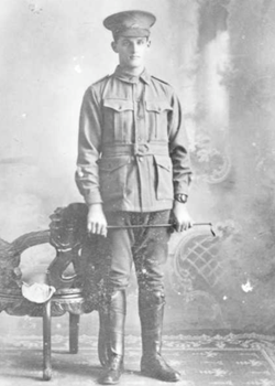 26 May 1918: Pte William James Archbold