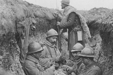 Across from the Parade Ground Soldiers: assessing the French performance at the Somme