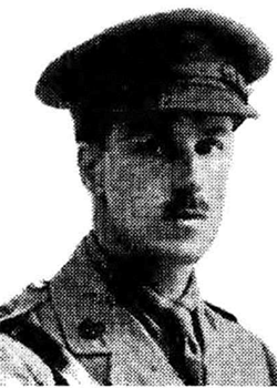 29 July 1918 : Lieut. Charles Clifford Foster