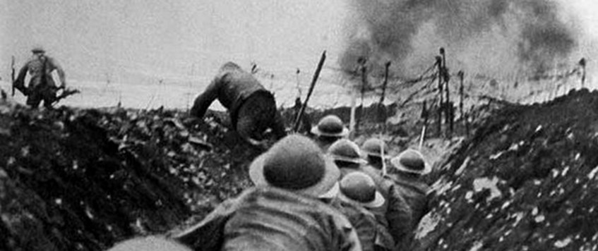'Could the Battle of the Somme have been won?' a talk given by Professor Stephen Badsey