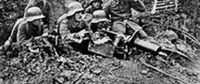 ONLINE LECTURE: The Germans on The Somme  September 1914 to 1 July 1916  By Ralph Whitehead