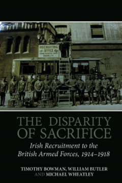 Ep. 178 – Irish Recruitment in World War One – Dr Tim Bowman, Dr Michael Wheatley & Dr William Butler