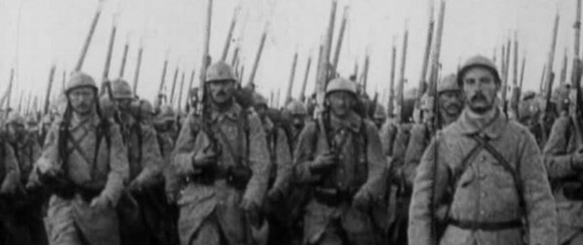 'The French Army on the Somme' a talk by Dave O'Mara