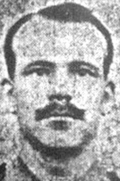 15 October 1914 : Pte Arthur William Heptinstall