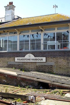 Ep. 186 – Folkestone harbour in WW1 – Peter Anderson