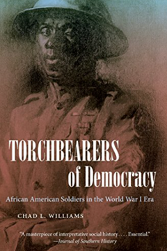 Torchbearers of Democracy. African American Soldiers in the World War I Era by Chad L.Williams