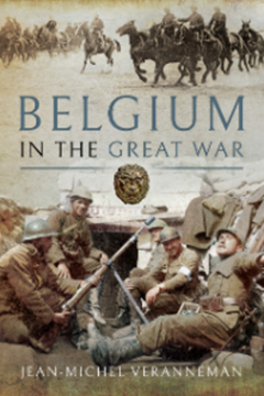 Belgium in the Great War by Jean-Michel Veranneman