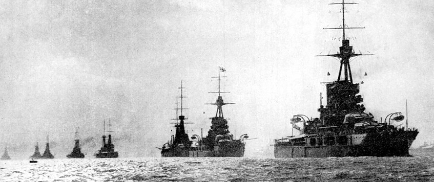 ONLINE: Lord Fisher, the Baltic and the battle for British Grand Strategy 1914-15