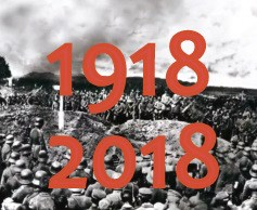 CENTENARY CONFERENCE: 'The End of War and the Reshaping of a Century' : 6 September 1918