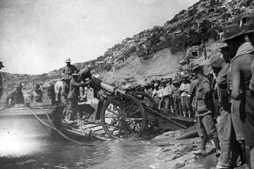 ONLINE 'Highland Mountain Brigade at Gallipoli' with Rob Langham