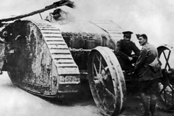 ONLINE: Culture Clash: British and German Military Innovation at War, 1914-18