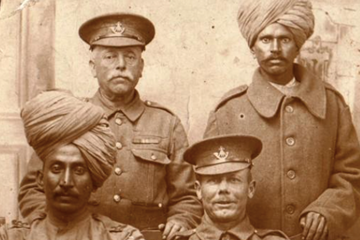 ONLINE :  'The Indian Army during the First World War' with Stephen Barker
