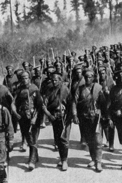 Ep. 203 - The Russian Army in WW1 - Prof. Roger Reese