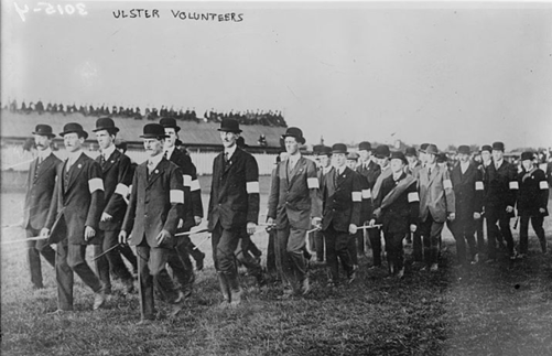 Ulster Volunteer Force in 1914
