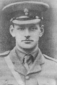 1 September 1914 : 2nd Lt George Edward Cecil