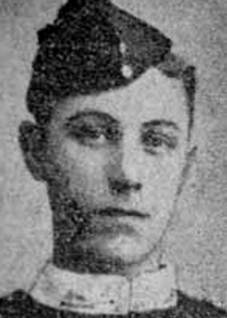 29 October 1914 Pte John Bradley killed in action on this day