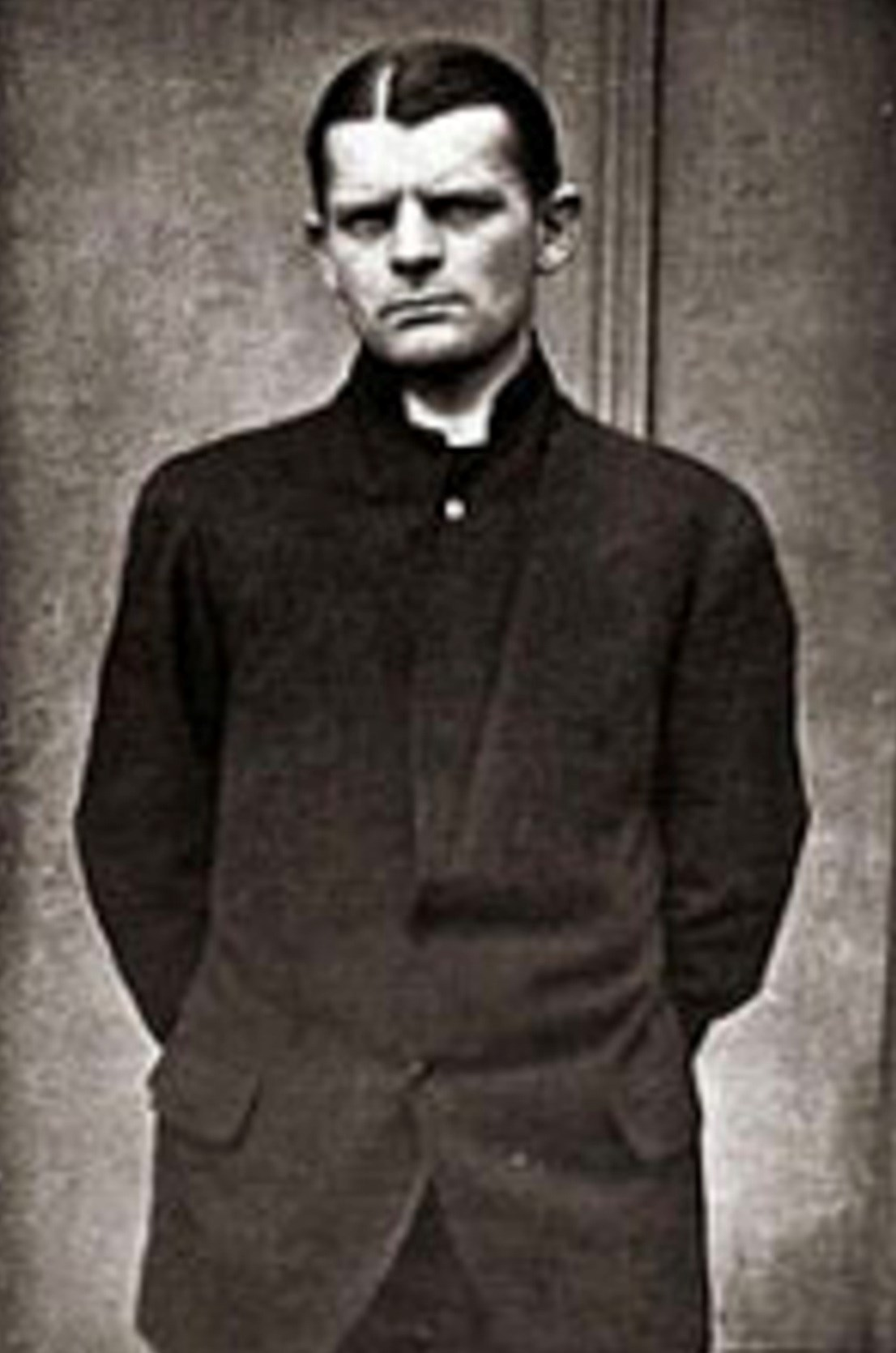 6 November 1914 Carl Hans Lody was shot as a spy on this day
