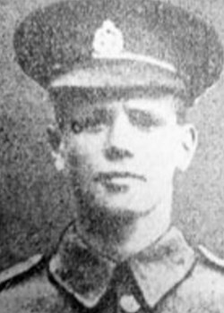 20 November 1917 : Pte Stephen Carroll was killed in action on this day