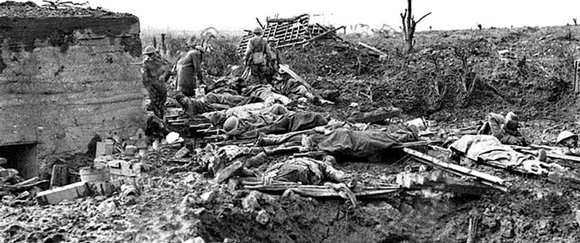 Panel Debate: 'Passchendaele: A Step Towards Victory or An Unnecessary Failure?