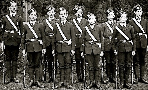 'The Boys Brigade 1914-1918' with Rob Bolton