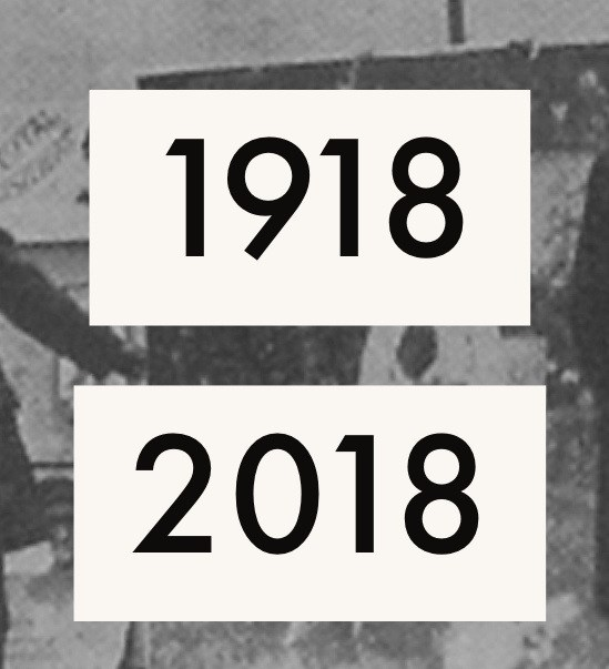 CONFERENCE: '1918: The End of War' : 1 December