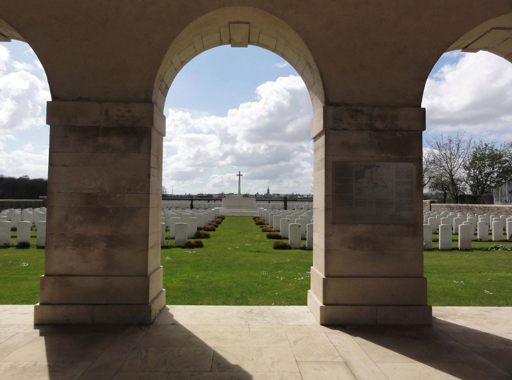 In the Footsteps of the Fallen: From Paris to London via the Western Front