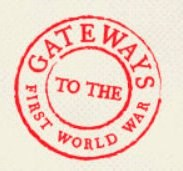 ACCESSING ARCHIVES: A STUDY DAY FOR FIRST WORLD WAR COMMUNITY HERITAGE RESEARCHERS : 21 September