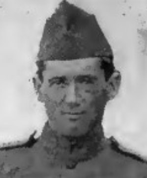 Sgt Omer Albert Huntzinger, 15 Co, 2nd Regiment, Signal Corps