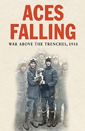 """Aces Falling: War over the Trenches, 1918"" - By Peter Hart"