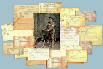 A Further Release of First World War Pension Records by Ancestry