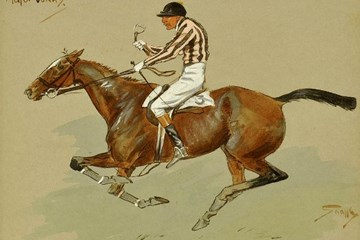 Major Arthur Hughes-Onslow: soldier, jockey and one of the first British deaths in the Great War