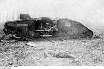 The Battle of Cambrai - why did it succeed and what went wrong?
