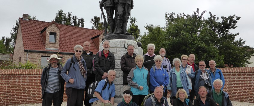 Yorkshire Branch Battlefield Tour
