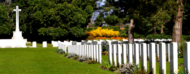 Join The CWGC for Sunday Tours of Brookwood Military Cemetery