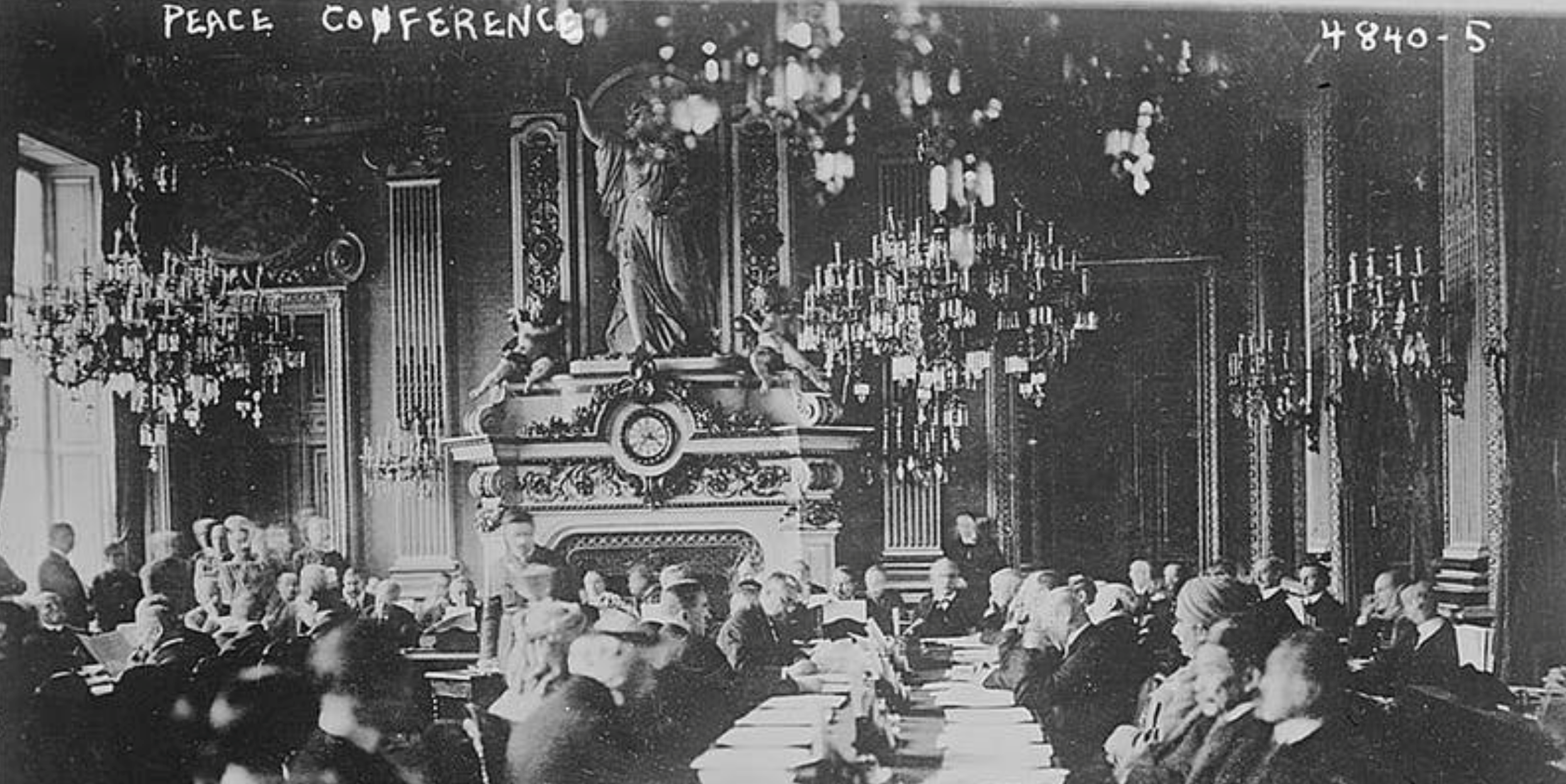 27 - 28 June: TWO DAY CONFERENCE: Peace making after the First World War 1919-1923