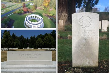 Throughout May join The CWGC for Sunday Tours of Brookwood Military Cemetery
