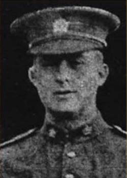 5 May 1915 Pte Herbert M Wightwick, 5th Bn CEF