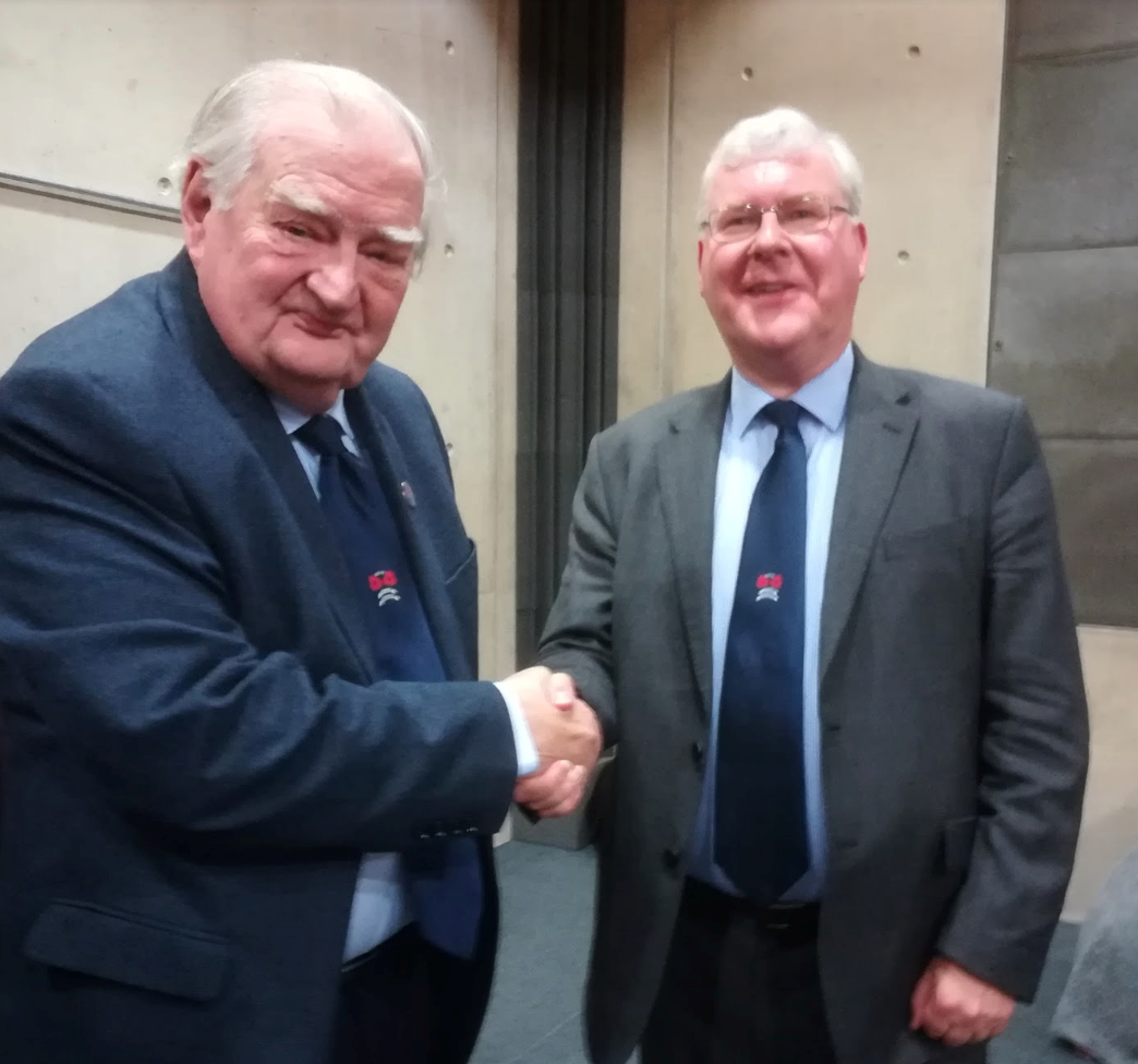 Professor Gary Sheffield pays tribute to his predecessor as Honorary President of the Western Front Association, Professor Peter Simkins MBE