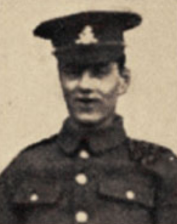 23 May 1917: 13277 Sgt John Hudson, 9th & 10th Bn Duke of Wellingtons (West Riding) Regt.