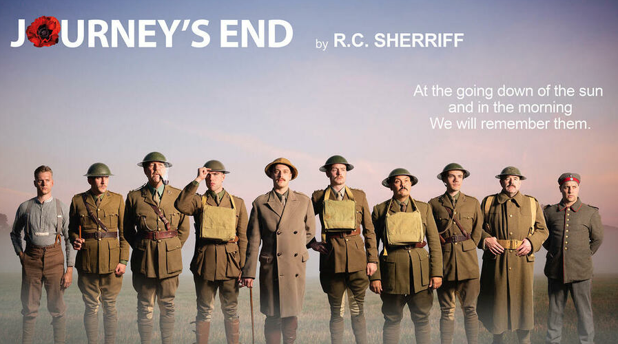 'Journey's End' from Mesh Theatre Co returns to Ypres