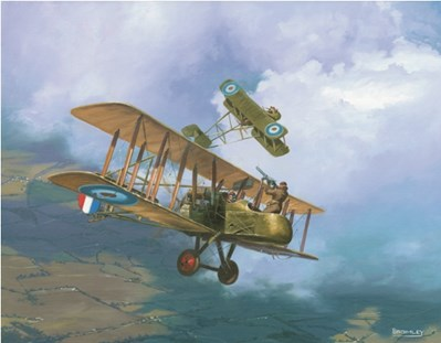The Battle of the Somme - A Royal Flying Corps perspective