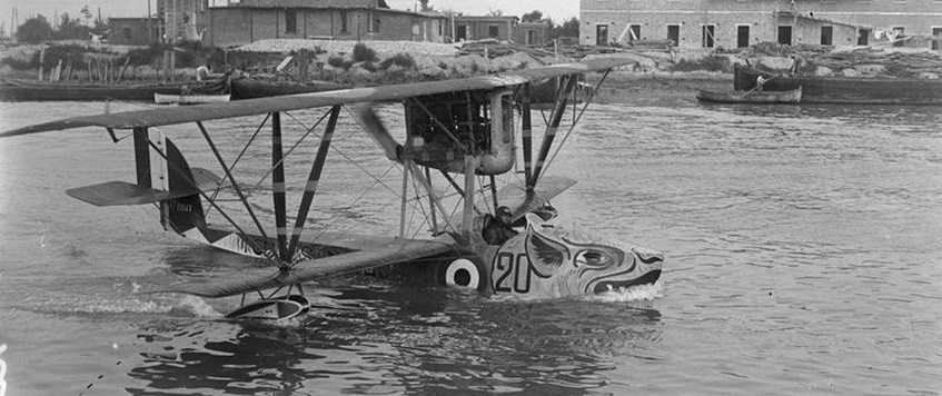 Anglo French Seaplane operations in the Eastern Mediterranean - a talk with Stuart Hadaway